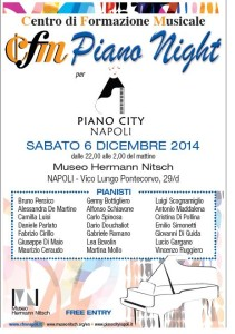 Piano Night