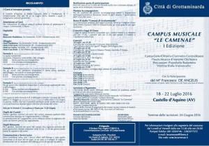 campus le camenae